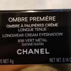 Chanel cream eyeshadow